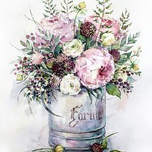 Композиции из цветов